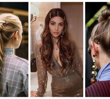 Бижу в косите: Аксесоарите, които можем да носим и на парти