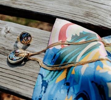 Находка на деня: С цветовете на Клод Моне