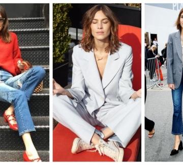 9 модни съвета, които би ви дала Алекса Чънг