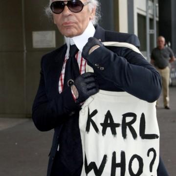 Карл Лагерфелд е незаменим!