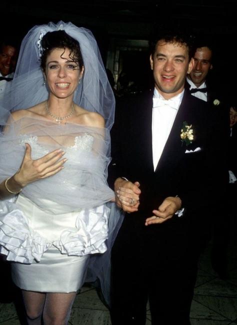 Том Ханкс и Рита Уилсън: най-щастливият холивудски брак с българско участие