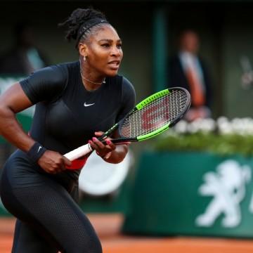 Серина Уилямс в подкрепа на жените в спорта