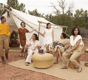 Вижте тридневното приключение на H&M в Аризона