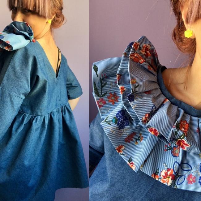 Пролетта вълнува в колекцията дрехи на Райна Косовска