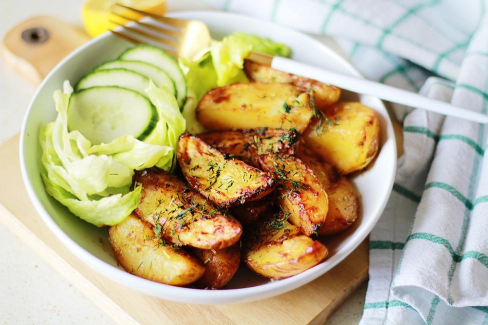 От А до Ям: Най-вкусните печени карамелизирани картофки
