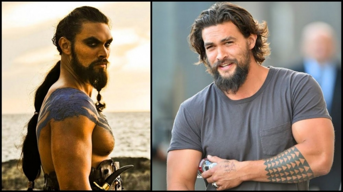 Край! И Хал Дрого се сбогува с брадата си