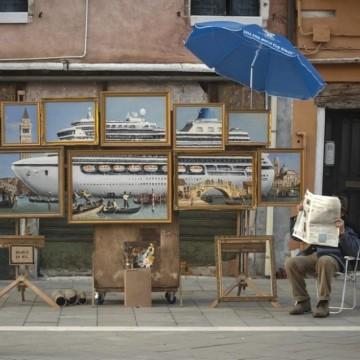 """Banksy е """"аут"""" от Венеция"""