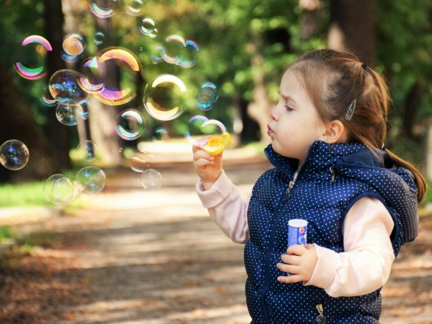 Магията на най-малкото дете!
