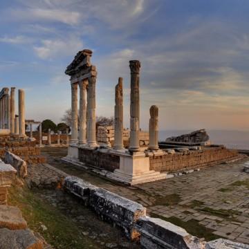 Истории за пътешественици: Пергамското царство