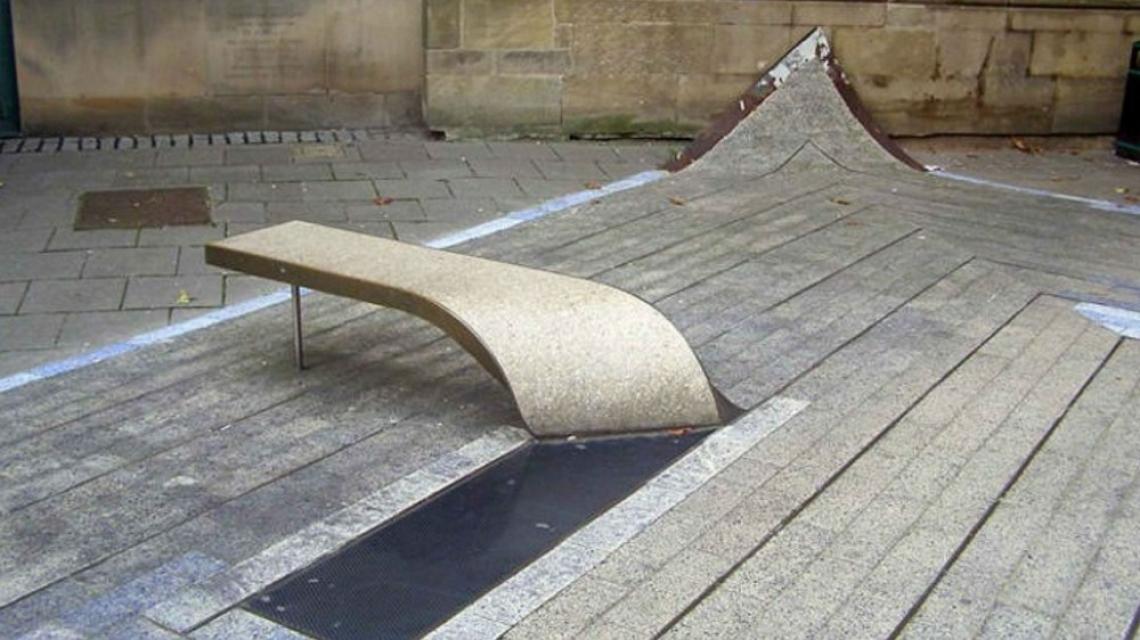 Най-впечатляващите пейки по света и у нас