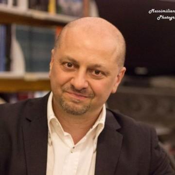 Писателят Диего Галдино пристига в България!
