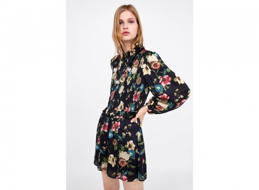 24 рокли от Zara, които можете да купите с намаление и да носите и през есента