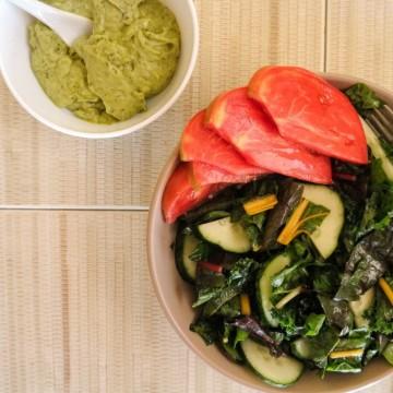 Вкусно по природа: Бърза и свежа лятна салата