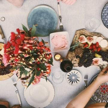 Как да приготвяме вечеря за приятели като истински парижанки