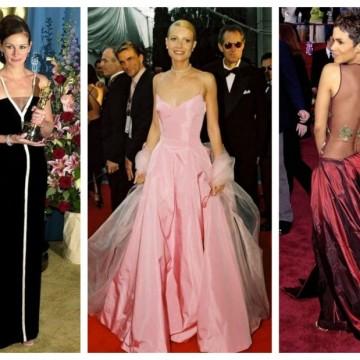 Най-страхотните рокли на Оскарите за всички времена: Част 1