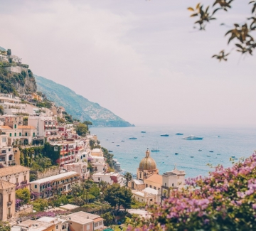 Крайбрежието на Амалфи – едно от чудесата на Италия