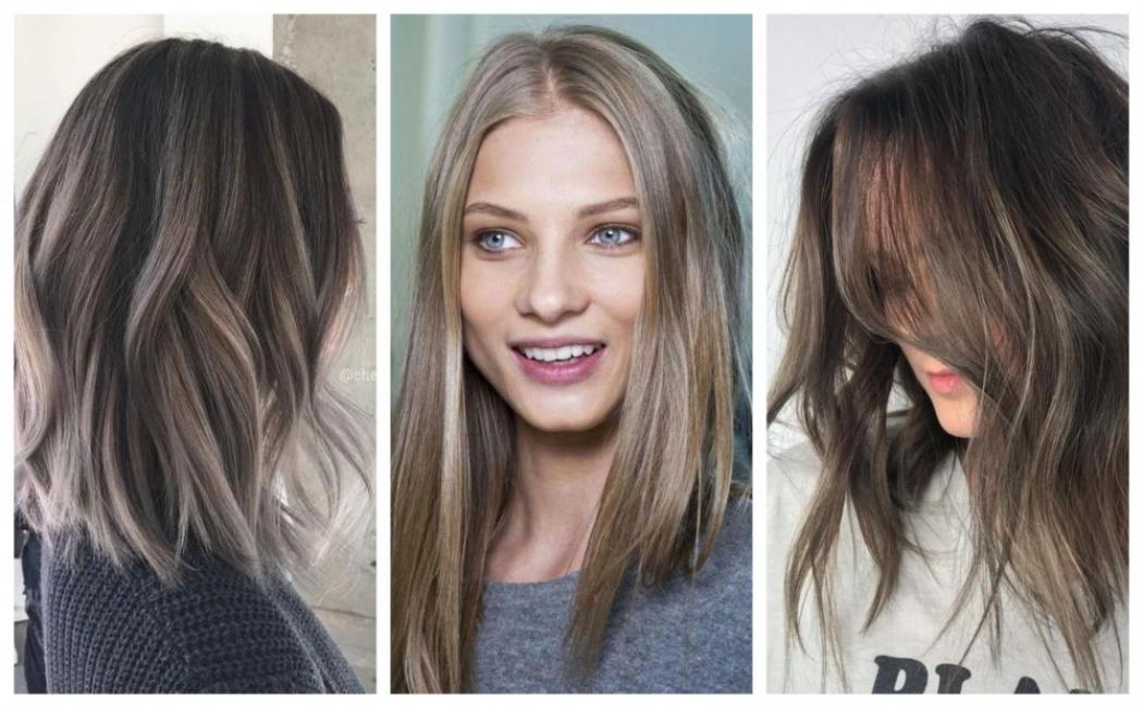 Новият тренд в косите: mushroom brown