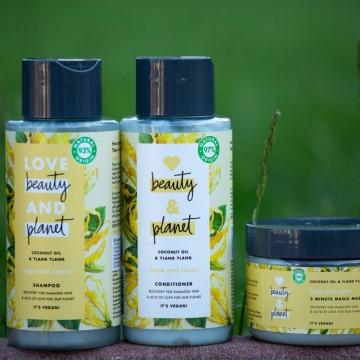 Love Beauty and Planet  - козметичните продукти с грижа за околната среда