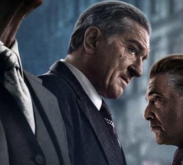 """""""Ирландецът"""" – следващата гангстерска класика в историята на киното"""