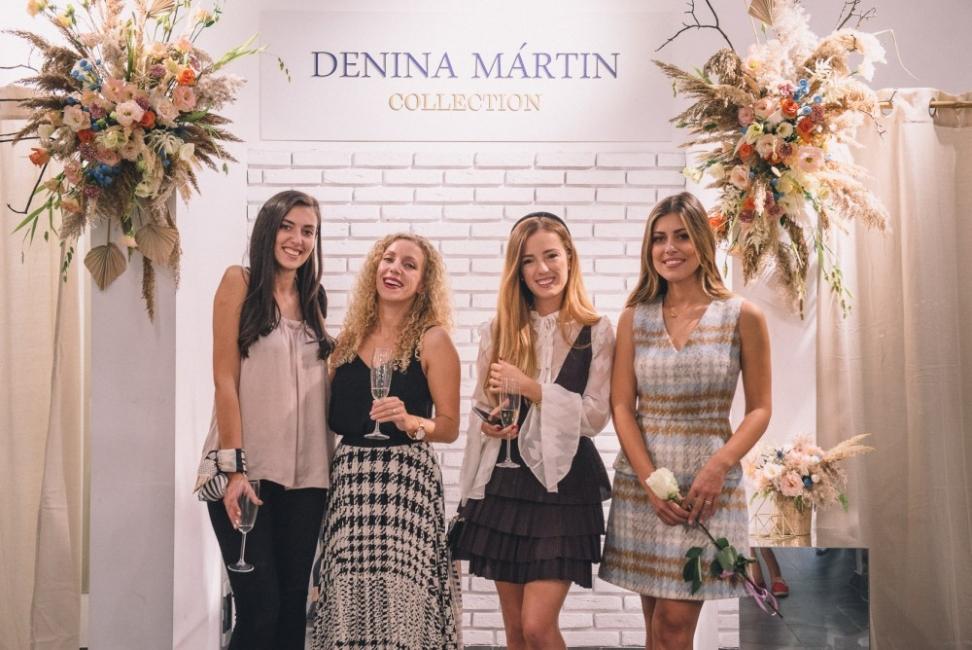 Бляскав дебют за Денина Мартин и нейната първа модна колекция