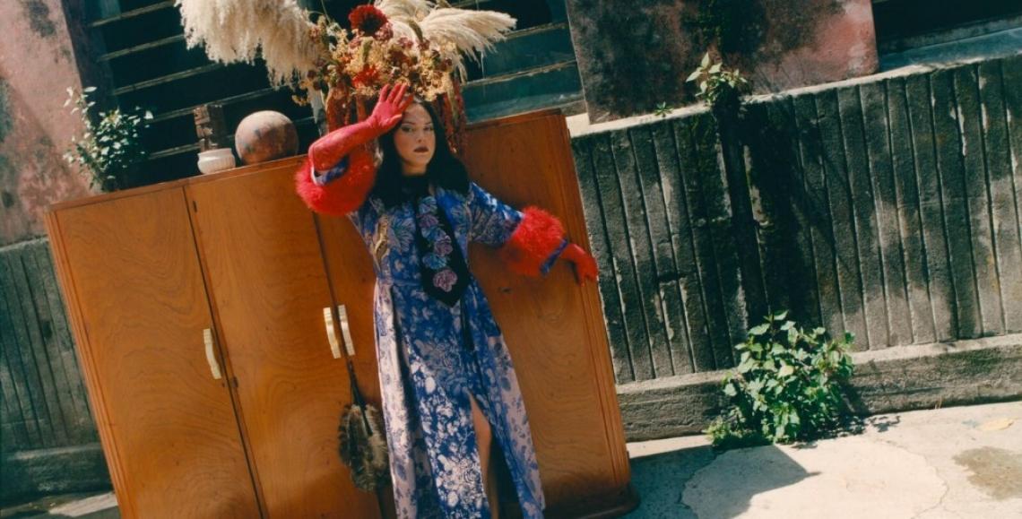 Трансджендър актрисата Даниела Вега в новия филм на Gucci