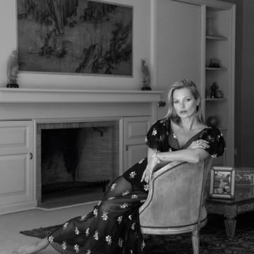 Кейт Мос и нейната страст към vintage находките