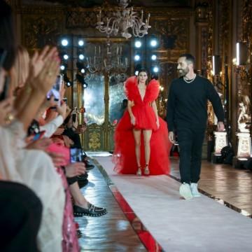 Какво се случи на модното шоу на Джамбатиста Вали и H&M в Рим?