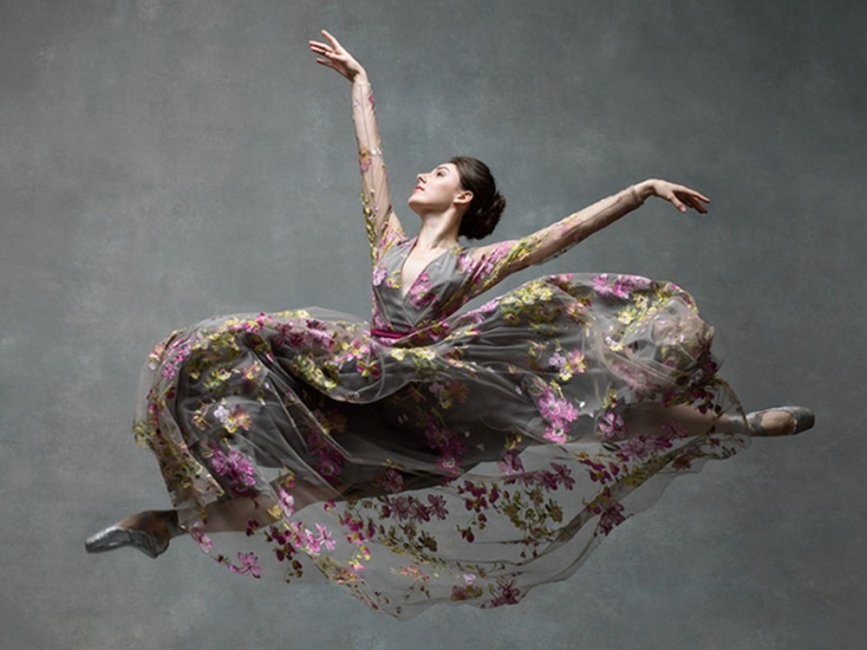 26 зашеметяващи снимки показват вълшебния свят на танца
