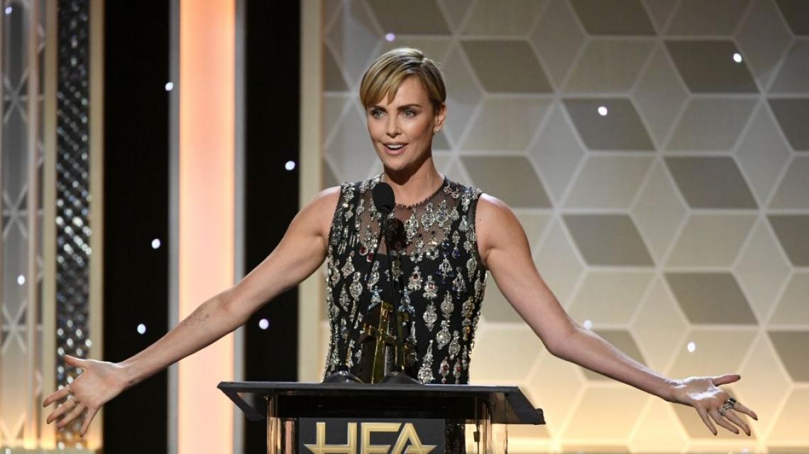 """Чарлийз Терон е """"за"""" полово неутралните кинонагради"""
