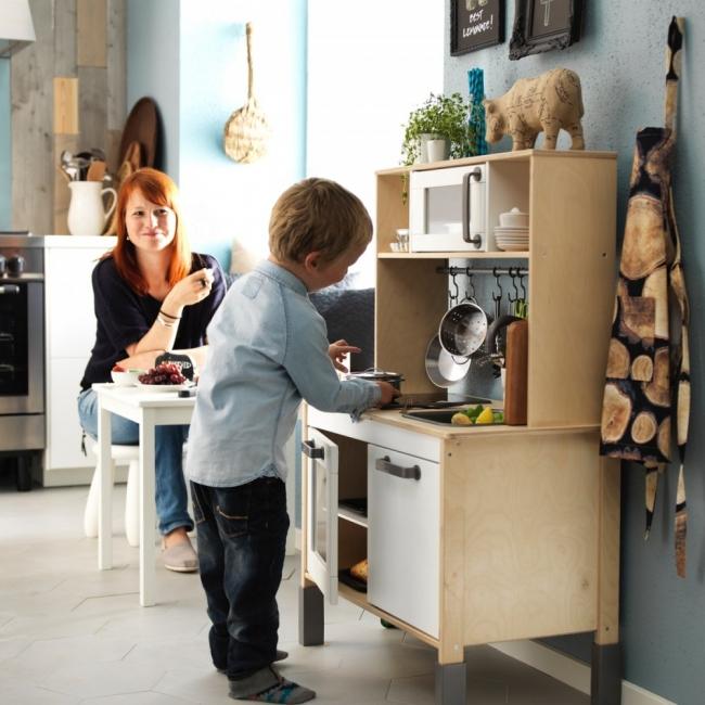 4 начина да организираме кухнята така, че да готвим с цялото семейство