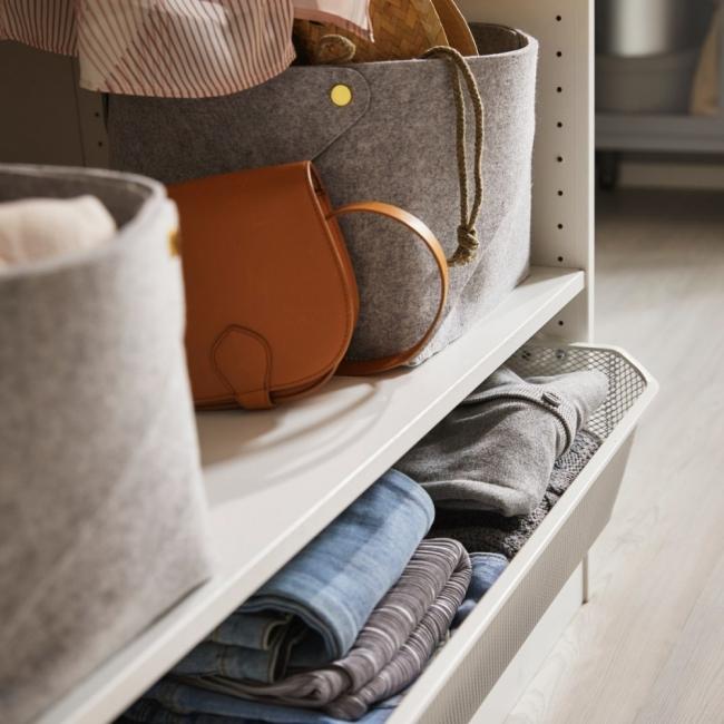 Столът за дрехи: да сложим край на този лош навик