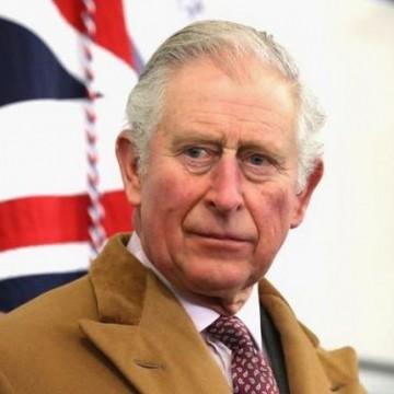 И принц Чарлз с модна колекция