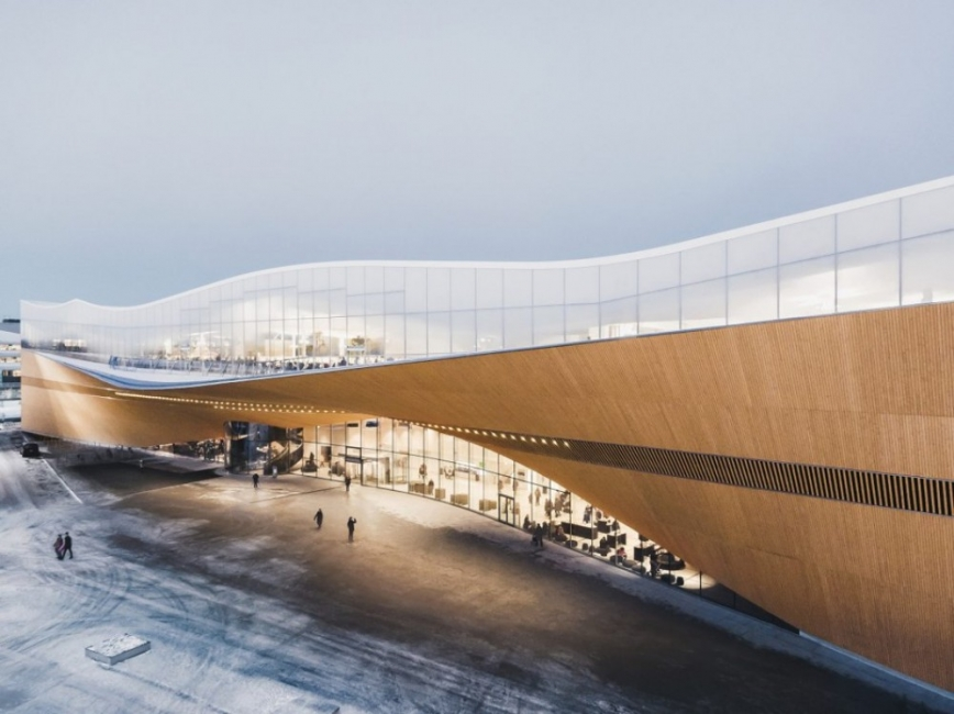 Библиотеката във Финландия – райско кътче за ценителите на книгите!