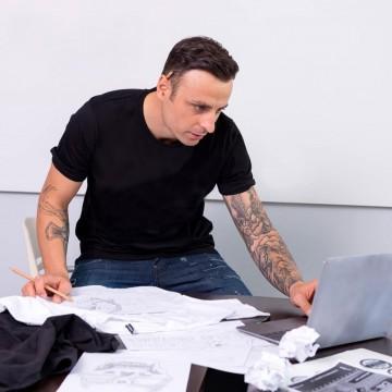 Димитър Бербатов пусна собствена марка дрехи