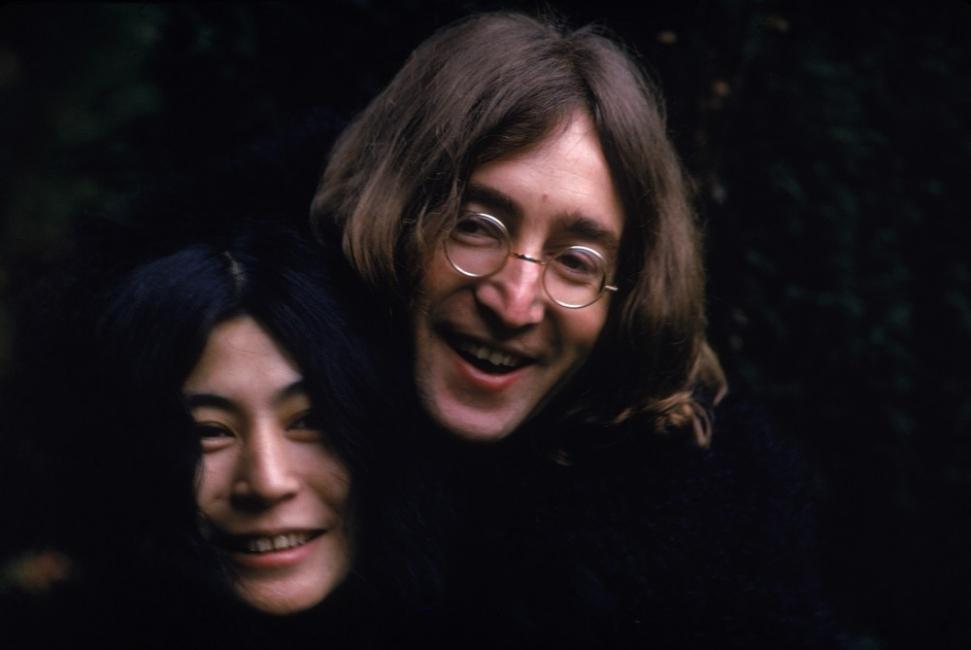 Джон Ленън и Йоко Оно - всичко е любов