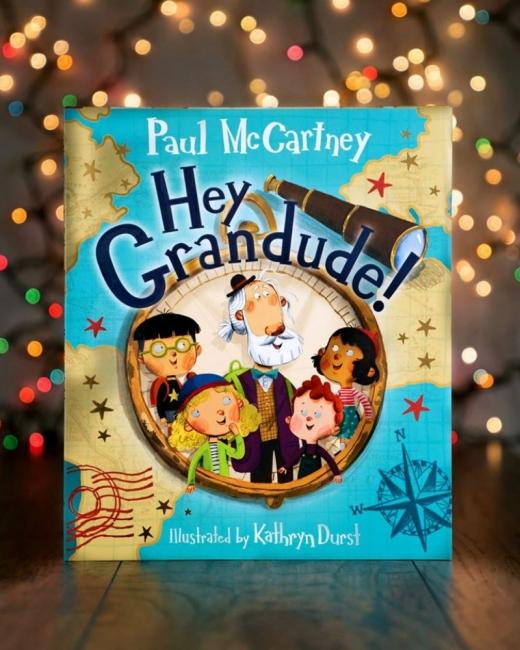 Пол Маккартни издаде книга за деца