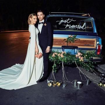 Хилари Дъф се омъжи тайно