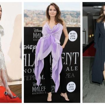Най-с(т)илната рожденичка: Анджелина Джоли на 45