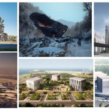 Най-удивителните архитектурни проекти в света за 2020-а