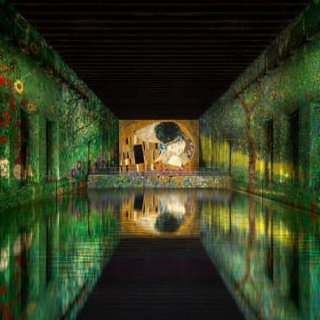 Картини на Климт ще бъдат показани на неочаквано място