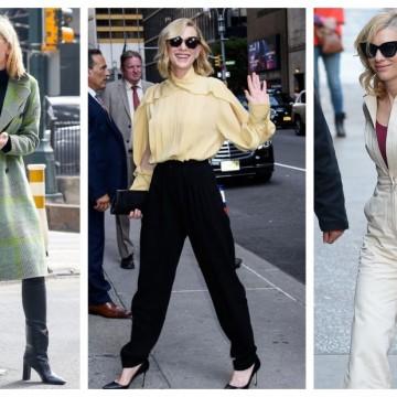 5 неща, които бихме заели от гардероба на Кейт Бланшет