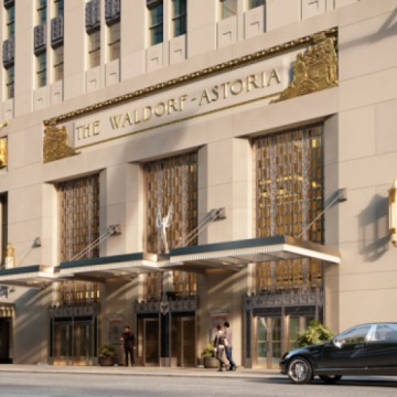 Waldorf Astoria отваря врати след главозамайващ ремонт