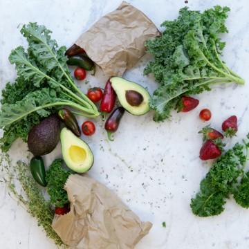 5 зелени храни, които трябва да присъстват в менюто ни през зимата