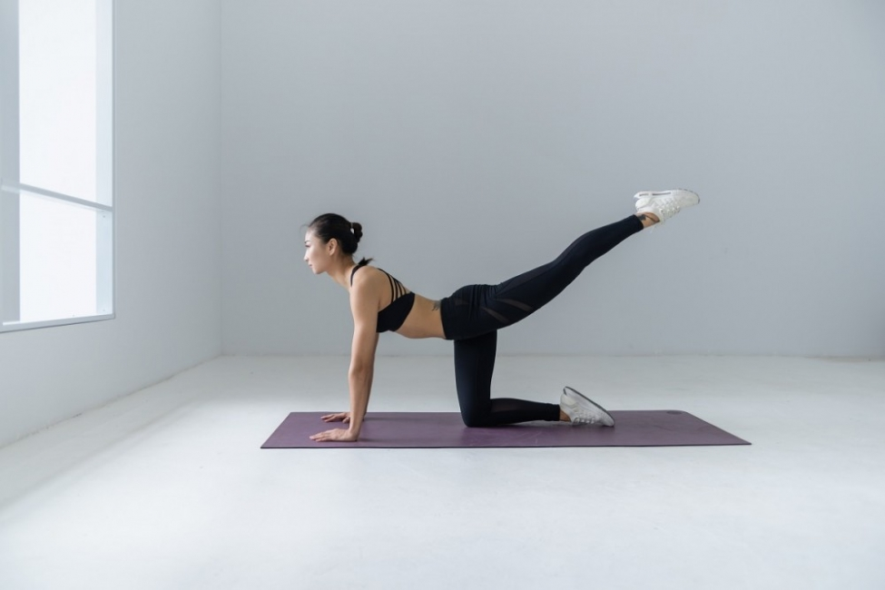 Кое е най-ефективното упражнение за дупе?
