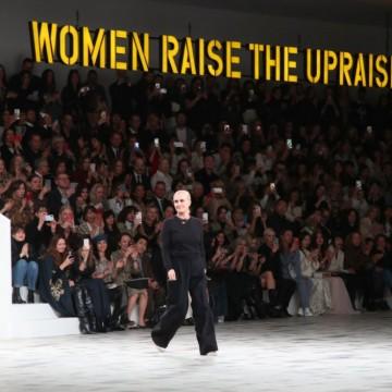 Писмо от първата жена в Dior: Чувствам се още по-горда, че съм италианка