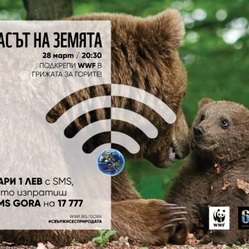 Часът на Земята 2020 поставя на фокус българските гори