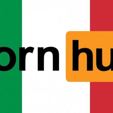 Италианците получиха безплатен достъп от Pornhub