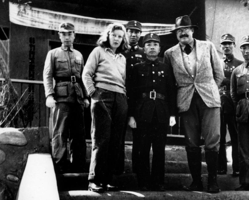 Любов по време на война: Хемингуей и Гелхорн