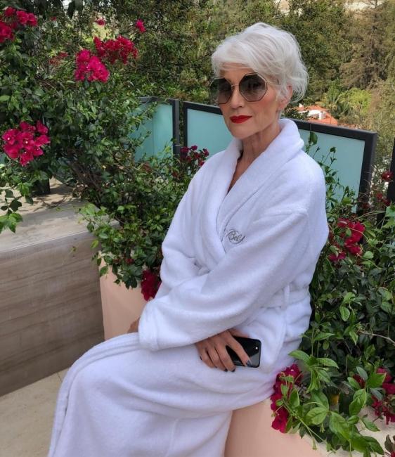 Майе Мъск: една вдъхновяваща жена на 71