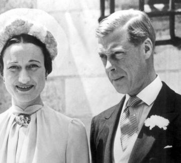 Уолис Симпсън и Едуард VIII - разказана любов
